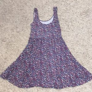 Summer dress, American Eagle size XS, floral print